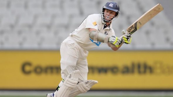 Chris Rogers: right place, right time